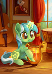 asimos filly highres lexx2dot0 lyra_heartstrings lyre magic maytee