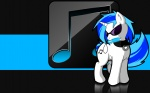 shnider vinyl_scratch wallpaper