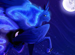 fastserve moon nighttime princess_luna