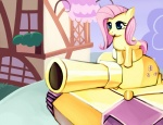 fluttershy negativefox tank_(vehicle)