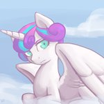highres mlplazuli princess_flurry_heart