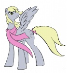 artist_unknown derpy_hooves scarf