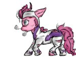costume fillisecond gloomfy pinkie_pie power_ponies