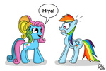 comic g3.5 rainbow_dash retro theunicornlord