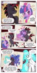 buckshot_bloodmane comic cuteosphere original_character parody princess_celestia princess_luna princess_twilight shipping twilight_sparkle