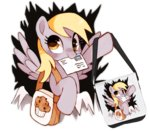 bag derpy_hooves mail muffin suirobo transparent