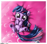 absurdres bubble filly highres neko-me twilight_sparkle