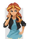equestria_girls highres humanized qzygugu sunset_shimmer