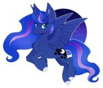 highres princess_luna sadelinav