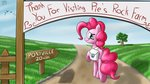 highres pinkie_pie reakkorshrike rock_farm saddlebags