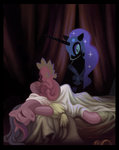 border chaosrruruus nightmare_moon parody spike the_nightmare twilight_sparkle