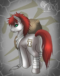 artist_unknown crossover gaara naruto ponified