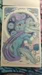 helicityponi highres the_great_and_powerful_trixie traditional_art