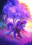 clothes highres lolliponybrony princess_luna thefloatingtree trees