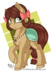 absurdres highres julunis14 ponified species_swap yona