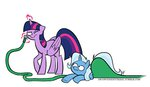 egophiliac hose inconvenienttrixie magic princess_twilight the_great_and_powerful_trixie twilight_sparkle