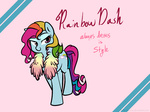 g3 generation_leap rainbow_dash ruby-sunrise