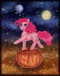 balloon ilujiri pinkie_pie pumpkin