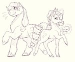 applejack magic rarijack rarity shipping yowza-buckaroo
