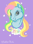 g3 pinkieposh rainbow_dash_(g3) text