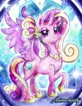 animechristy crystallized highres princess_cadance