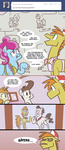 ask carrot_cake comic cup_cake egophiliac french gateau pound_cake pumpkin_cake siblings sliceofponylife