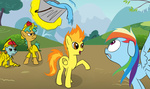 rainbow_dash rubrony snailsquirm snipsy_snap spitfire