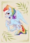 absurdres highres rainbow_dash shore2020 tears