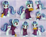 buttercupbabyppg highres photo plushie ponified sonata_dusk taco the_dazzlings toy