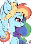dress gala_dress rainbow_dash tohupo