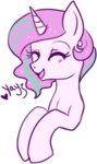 lowres lulubellct portrait princess_celestia young