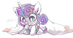 baby princess_flurry_heart tyuubatu