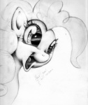 carlotta-guidicelli grayscale highres pinkie_pie