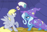 derpy_hooves egophiliac highres the_great_and_powerful_trixie
