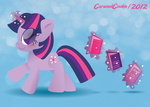 book caramelcookie magic twilight_sparkle