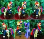 daisymane moondancer photo sculpture twilight_sparkle