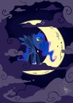 highres ogre princess_luna