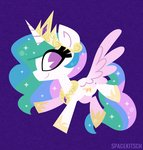 highres princess_celestia spacekitsch