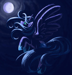 immortaltanuki princess_luna