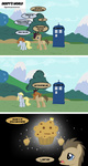 comic derpy_hooves muffin socio tardis time_turner