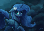 flowers lolliponybrony princess_luna