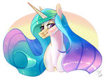 eepiart highres princess_celestia