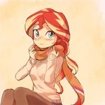 baekgup equestria_girls humanized sunset_shimmer