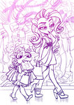 anthro bag highres holivi mannequin rarity shopping sweetie_belle