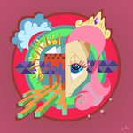 abstract crown docwario fluttershy highres