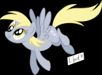 derpy_hooves fim_crew highres lauren_faust transparent vector