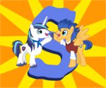 crossover flash_sentry highres masemj shining_armor venture_brothers