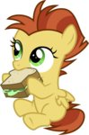 absurdres background_ponies comeha highres sandwich vector
