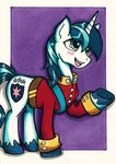 highres kaboderp-sketchy shining_armor traditional_art