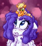 applejack appletini poison_joke rarijack-daily rarity whitediamonds